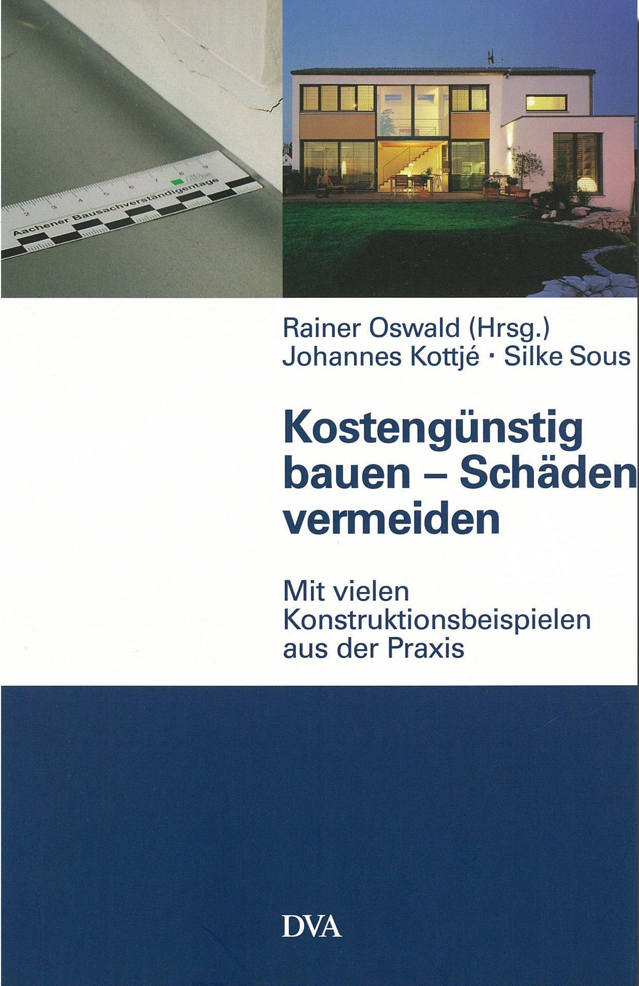 Forschungsbericht: Kostengünstig bauen Cover