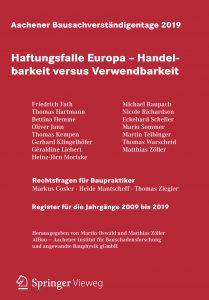 Haftungsfalle Europa-Handelbarkeit versus Verwendbarkeit